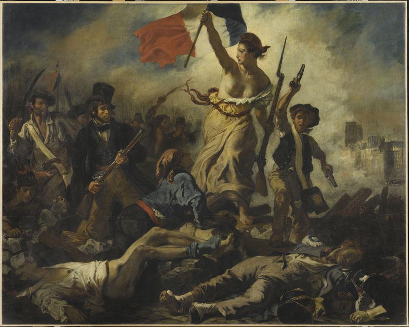 Eugène Delacroix (1798–1863): A Louvre Exhibition
