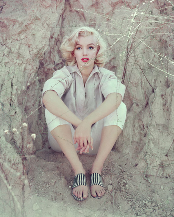 https://www.artsandcollections.com/wp-content/uploads/2018/08/The-Rock-Sitting-Marilyn-Monroe-Photographs.jpg