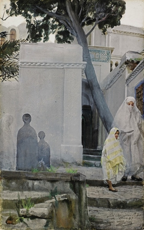 https://www.artsandcollections.com/wp-content/uploads/2018/08/Women_outside_the_Sidi_Abderrahman_Mosque.jpg