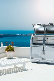 Taking Outdoor Cooking to New, Luxurious Heights
