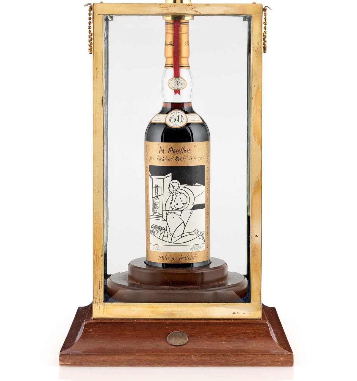 Limited-edition Macallan Whisky Sells for Record-breaking £848k