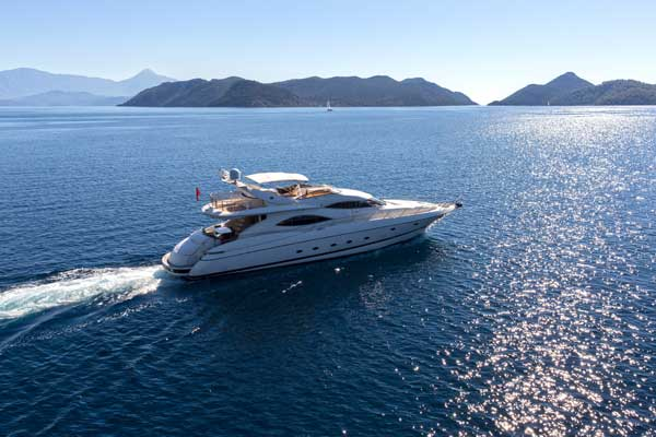 Discovering Eco-friendly Yachts. Image courtesy Shutterstock.