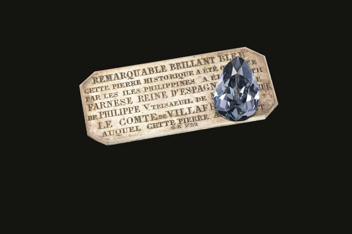 Investing in Coloured Diamonds