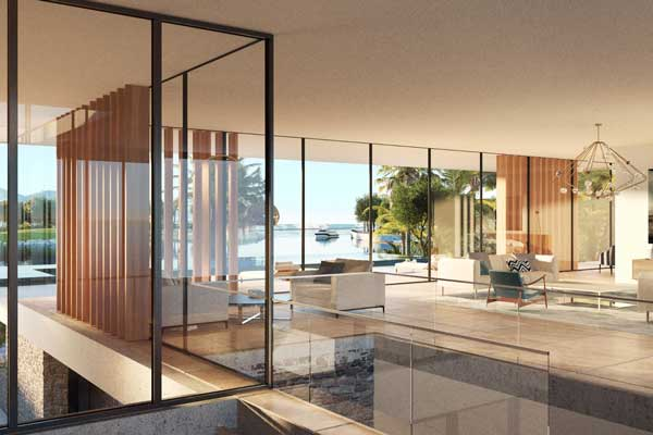 Luxury developments. Image courtesy Costa Palmas.