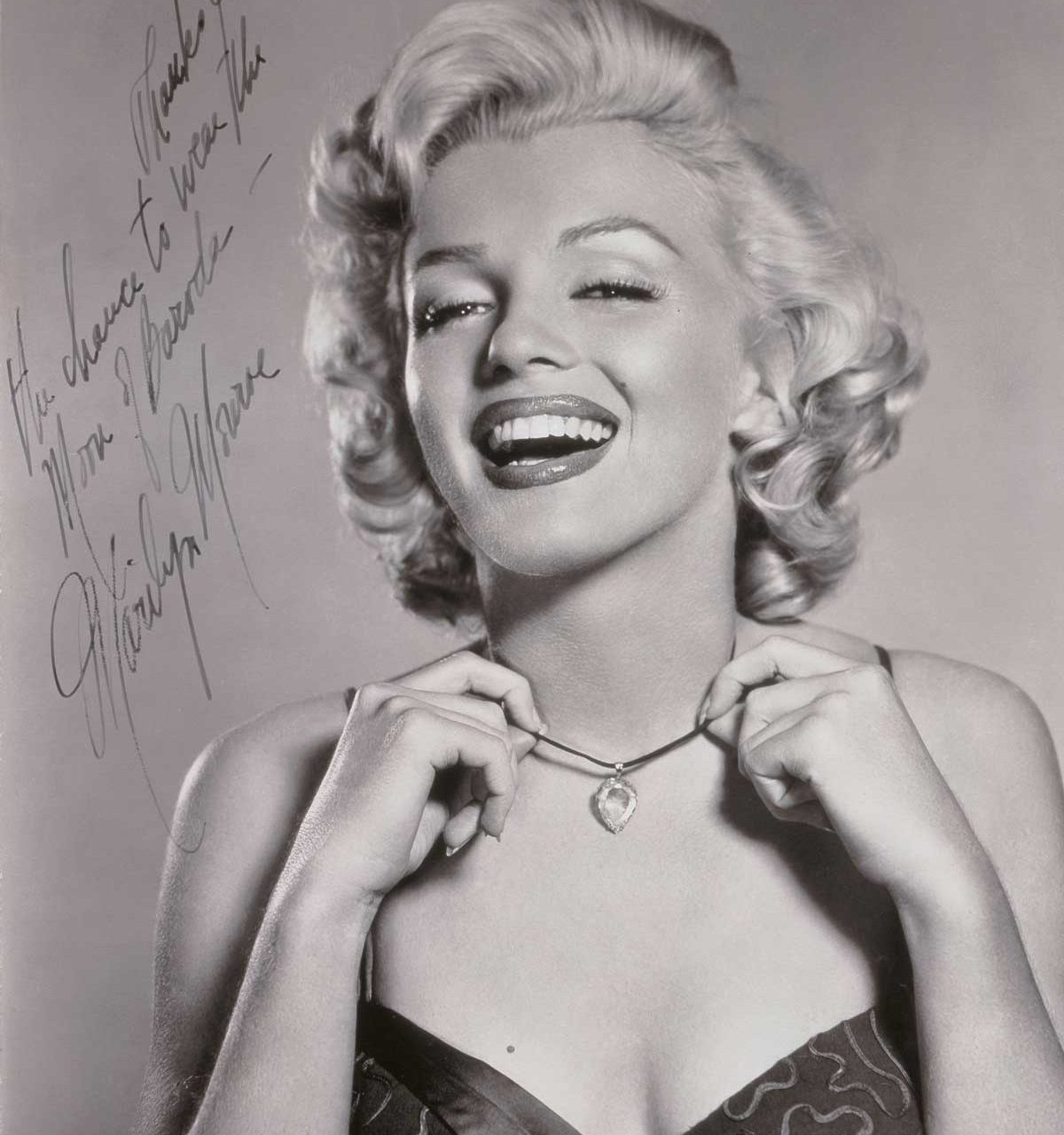 Christie's to Offer Historic Gemstone Worn by Marilyn Monroe