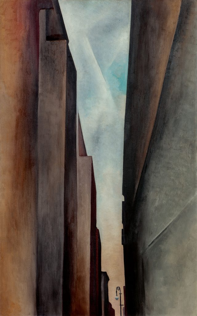 Sotheby's to Offer Three Paintings from the Georgia O'Keeffe Museum
