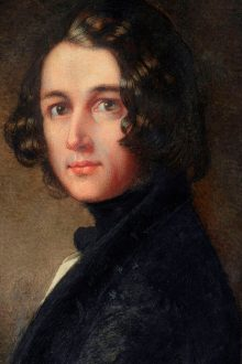 Lost Portrait of Charles Dickens Found at Junk Sale