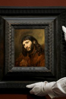 Rare Rembrandt Sold For £9.5 million