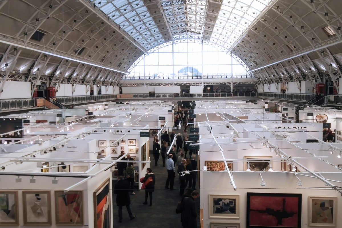 London Art Fair 2020 Announces Talks and Tours Programme