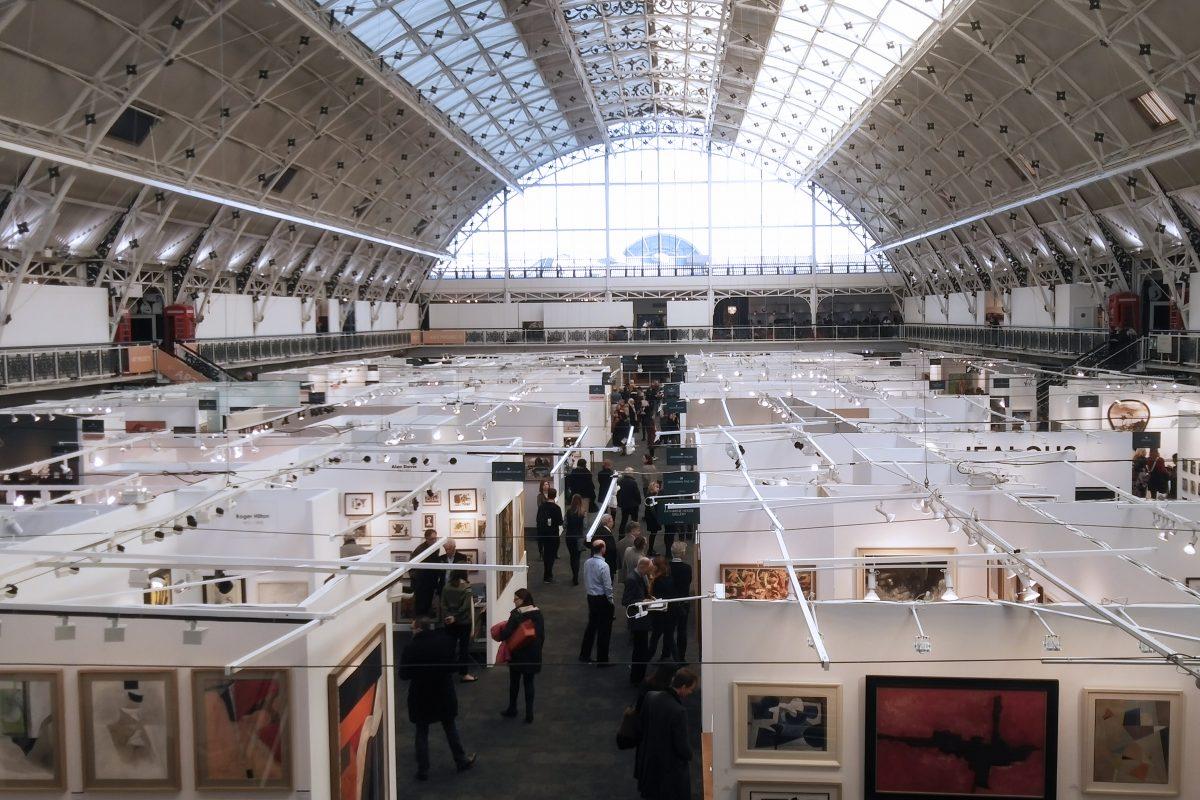 London Art Fair 2020 Announces Talks and Tours Programme