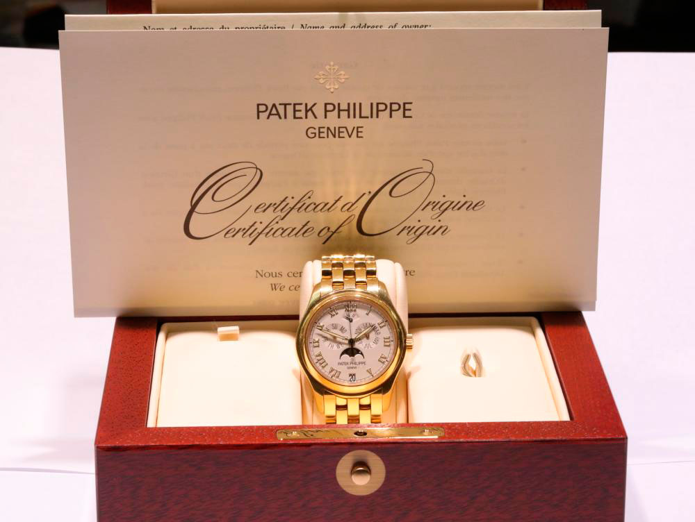 Patek Philippe Dominates at California Auctions