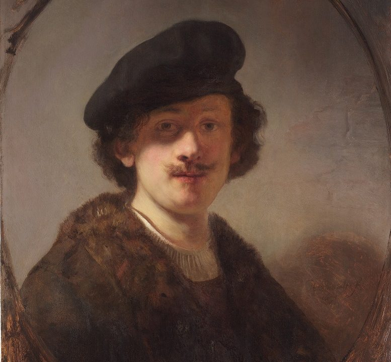 https://www.artsandcollections.com/wp-content/uploads/2019/01/Rembrandt-van-Rijn-Self-Portrait-with-Shaded-Eyes-1634-©-The-Leiden-C...-777x720.jpg