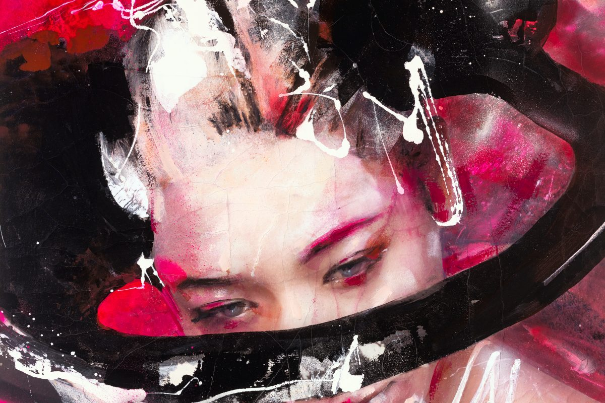 Acclaimed Spanish artist Lita Cabellut to exhibit at Opera Gallery London