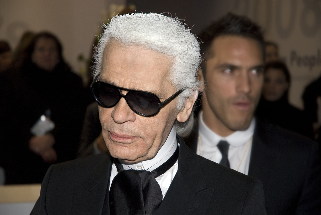 Haute couture fashion icon Karl Lagerfeld, creative director of Chanel, dies at 85