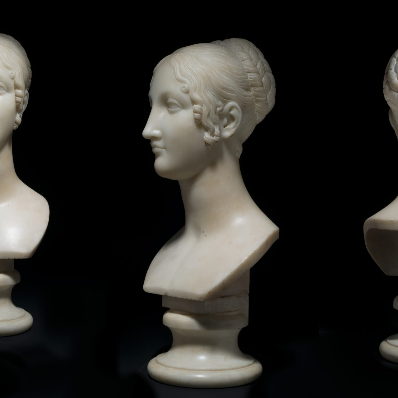 WORLD EXCLUSIVE – Late Marble Bust by Neoclassical Sculptor Antonio Canova To Be Auctioned For the First Time