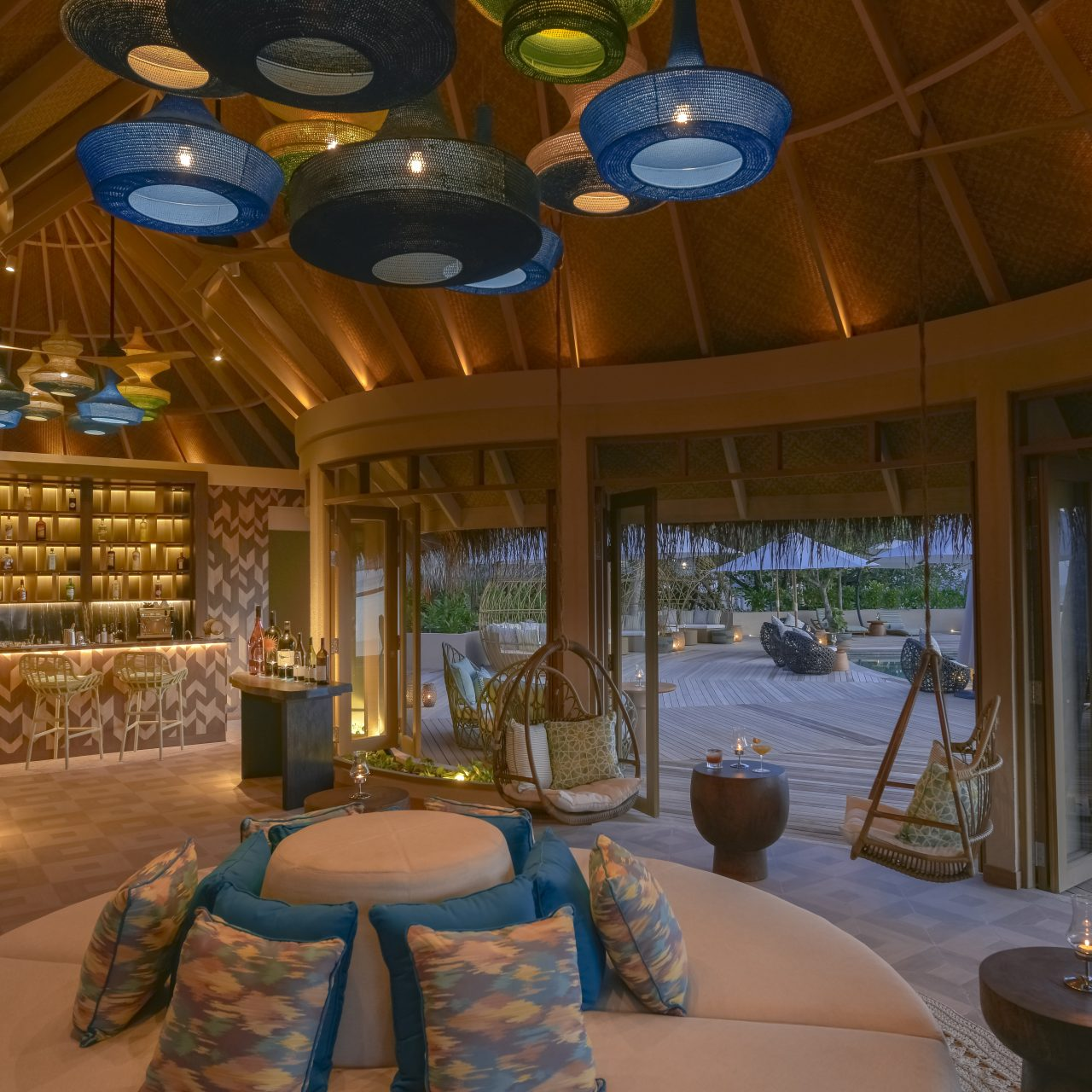 Experience Absolute Freedom at The Nautilus Maldives