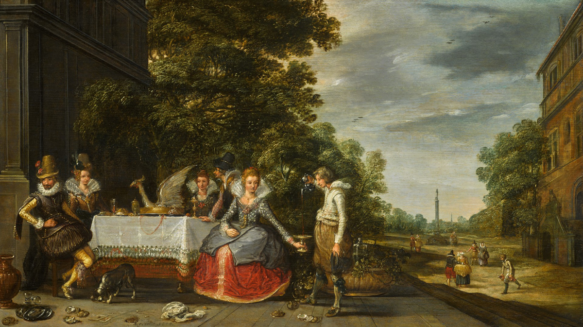 Sotheby's and Designer Jan Taminiau Collaborate on Fashion Pop-up with Old Masters in Amsterdam