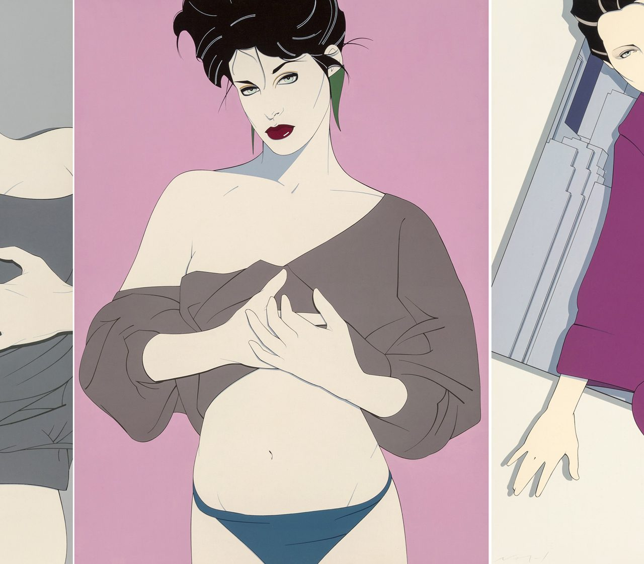 Heritage Auctions' Illustration Art Event Features Iconic Works of Patrick Nagel