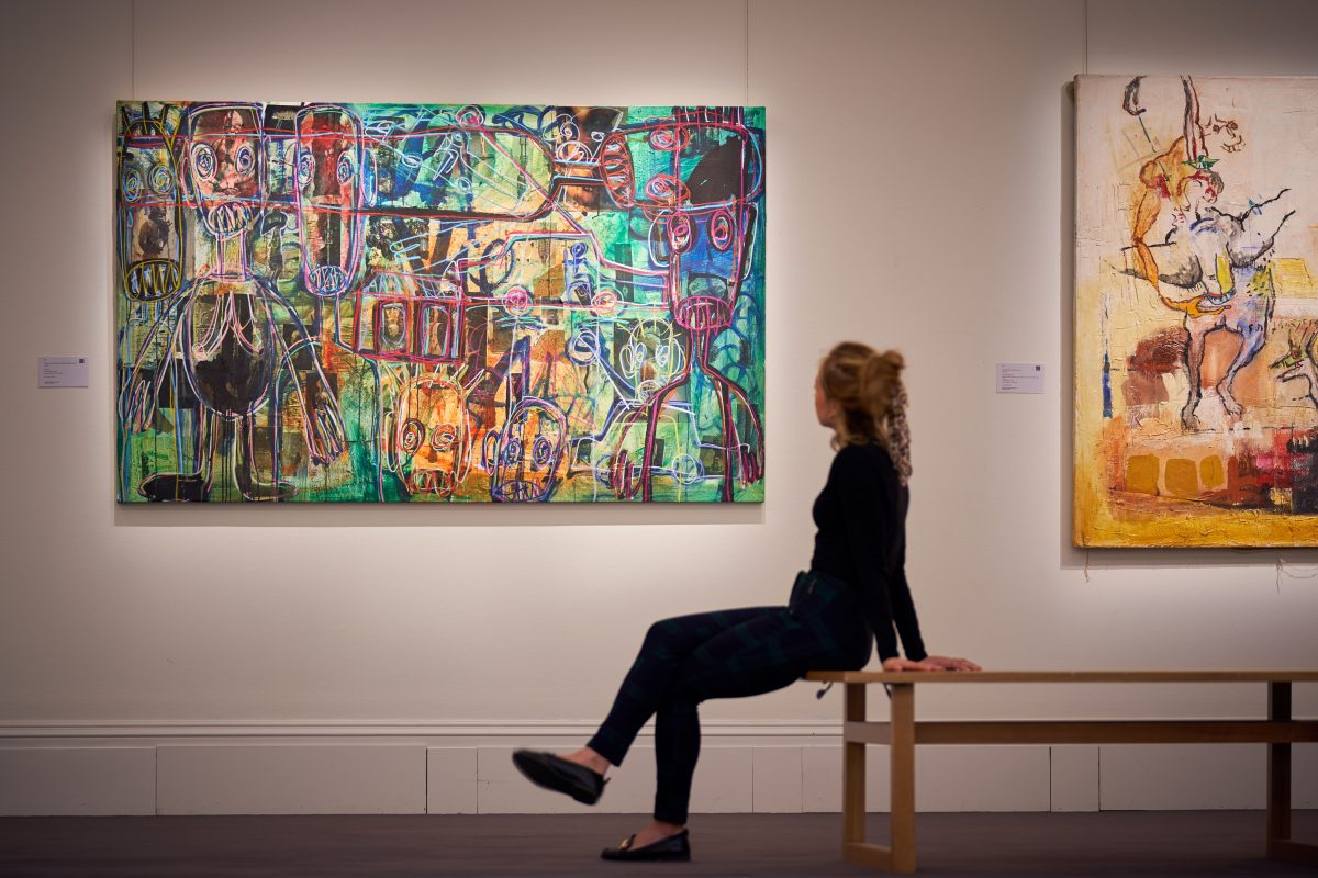 Sotheby's Fourth Sale of Contemporary African Art Tops £2.3 Million