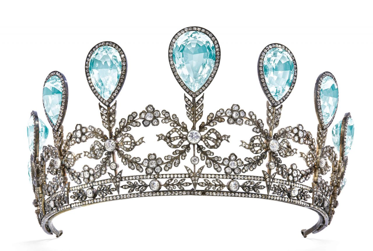 https://www.artsandcollections.com/wp-content/uploads/2019/05/Christies-rare_aquamarine_and_diamond_tiara_faberge1-1280x863.jpg