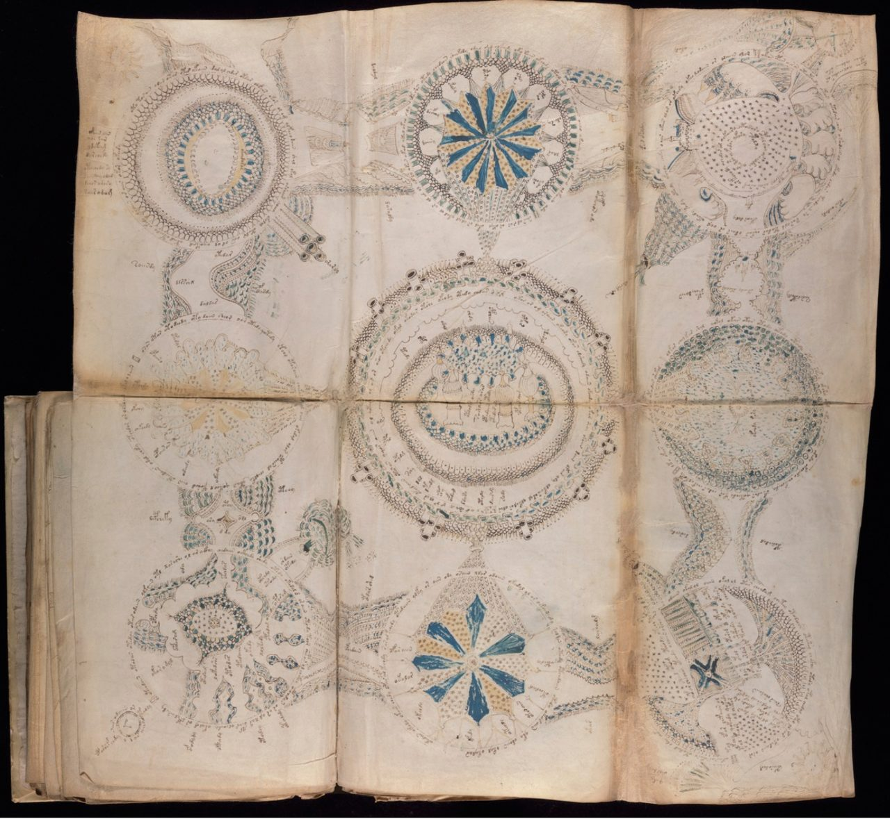 https://www.artsandcollections.com/wp-content/uploads/2019/05/Extract-from-the-Voynich-Manuscript-courtesy-Yale-University-03-1280x1179.jpg