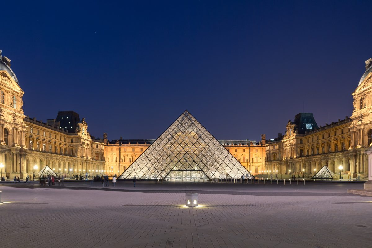 Louvre and John F Kennedy Library architect IM Pei dies at 102