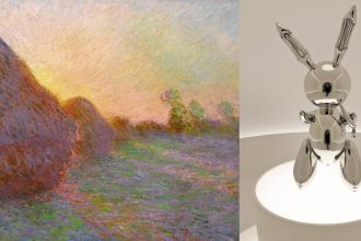 Monet and Koons Set World Records in Art Auctions