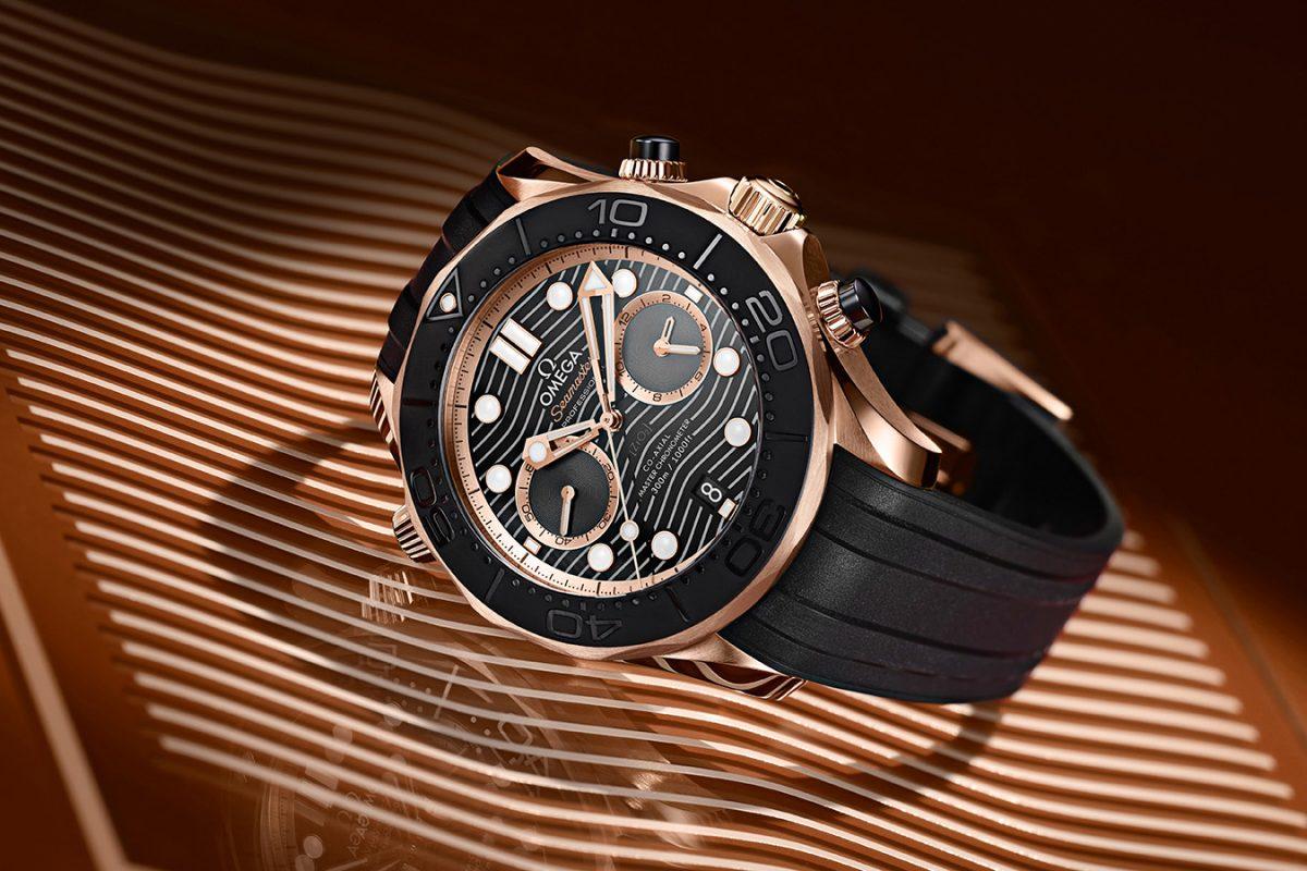 Swiss Luxury Watchmaker Omega Launches UK Website