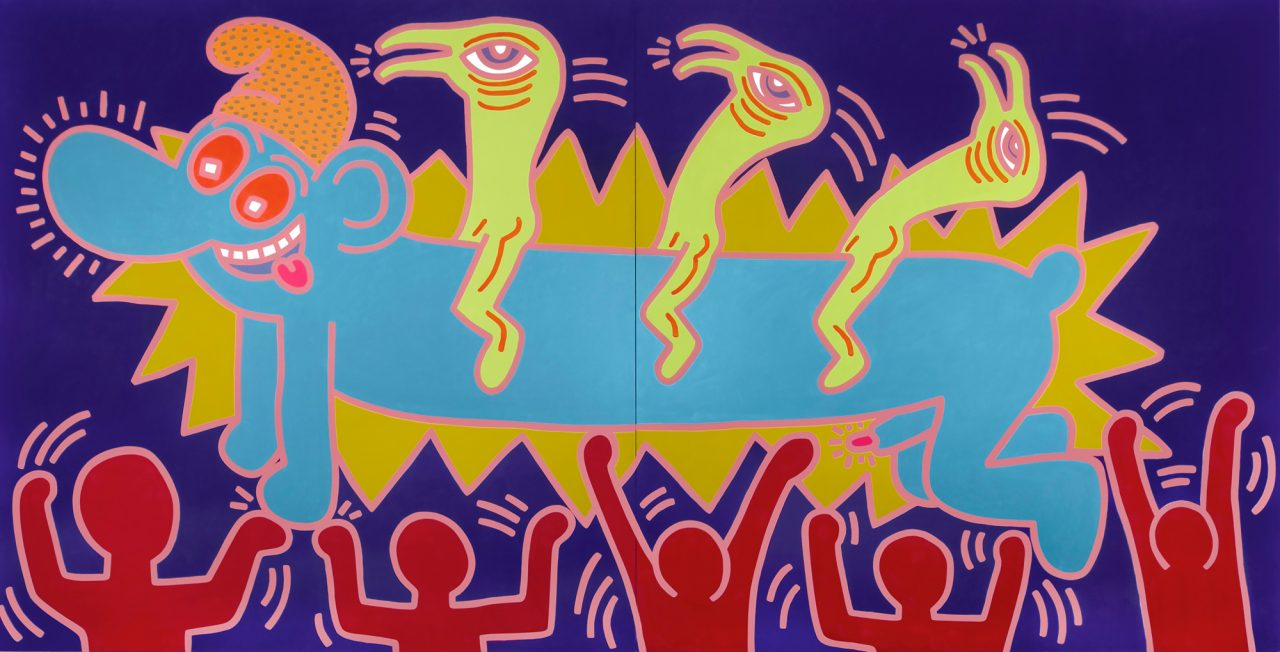 https://www.artsandcollections.com/wp-content/uploads/2019/06/Keith-Haring-Untitled-June-10-1984-1280x652.jpg
