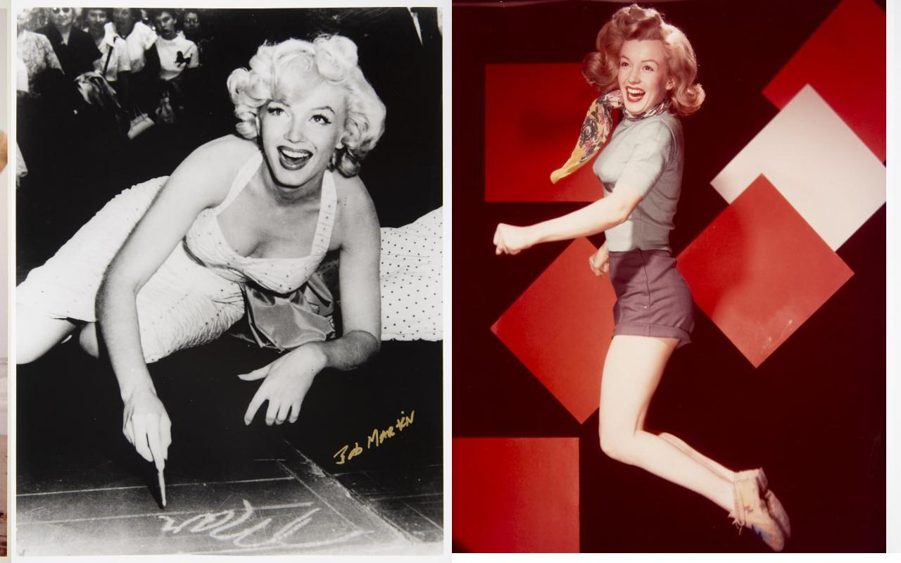 Classic Marilyn Monroe Photographs For Online Auction at Julien's
