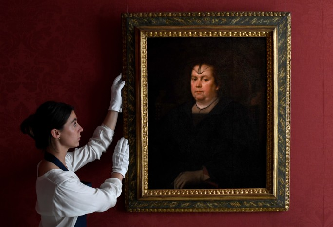 Velázquez's Lost Portrait of Feminist Icon Olimpia Pamphilj for Auction in Sotheby's Old Masters Sale