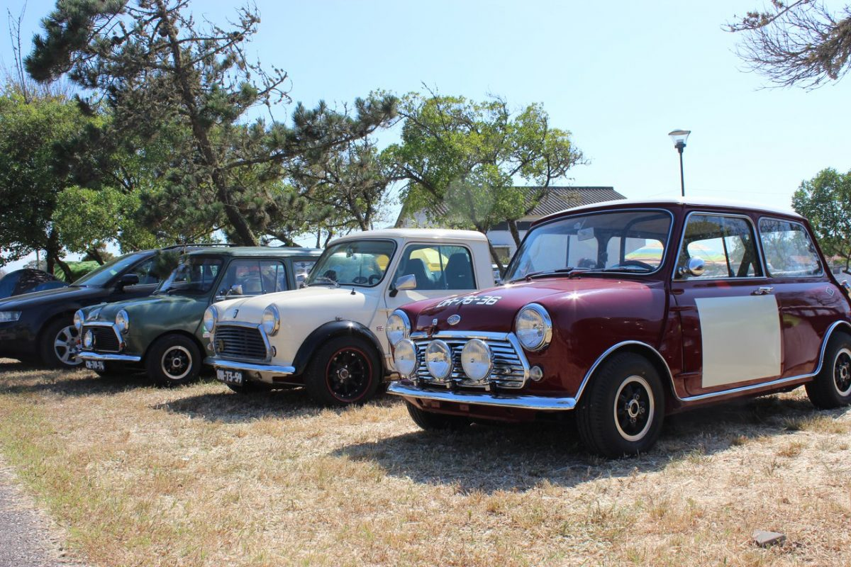 International Mini Meeting in Bristol Celebrates Mini's 60th Birthday