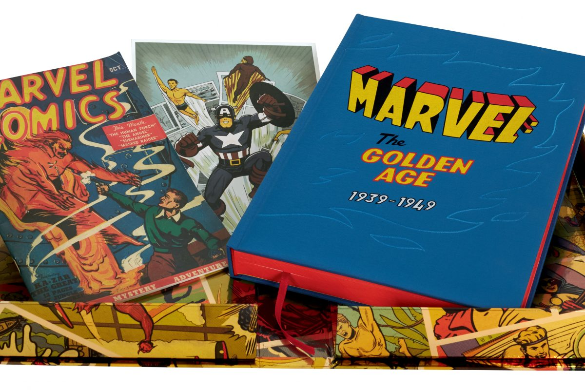 Marvel And The Folio Society Team Up For Golden Age Collector's Edition