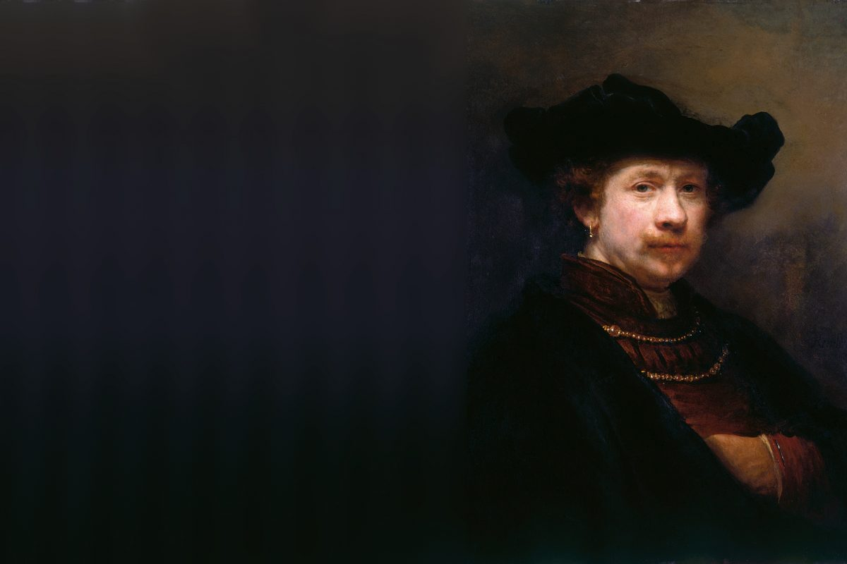 Rembrandt Drawings To Travel Outside the Netherlands For the First Time