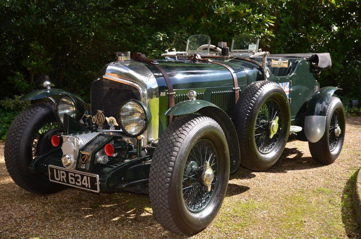 Highlights at coys thoroughbred and vintage car auction - Keith moon rolls royce swimming pool ...