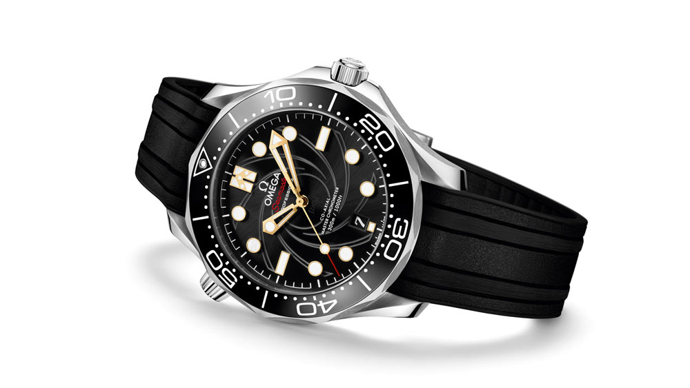 Omega Releases Special Edition James Bond Seamaster Watch