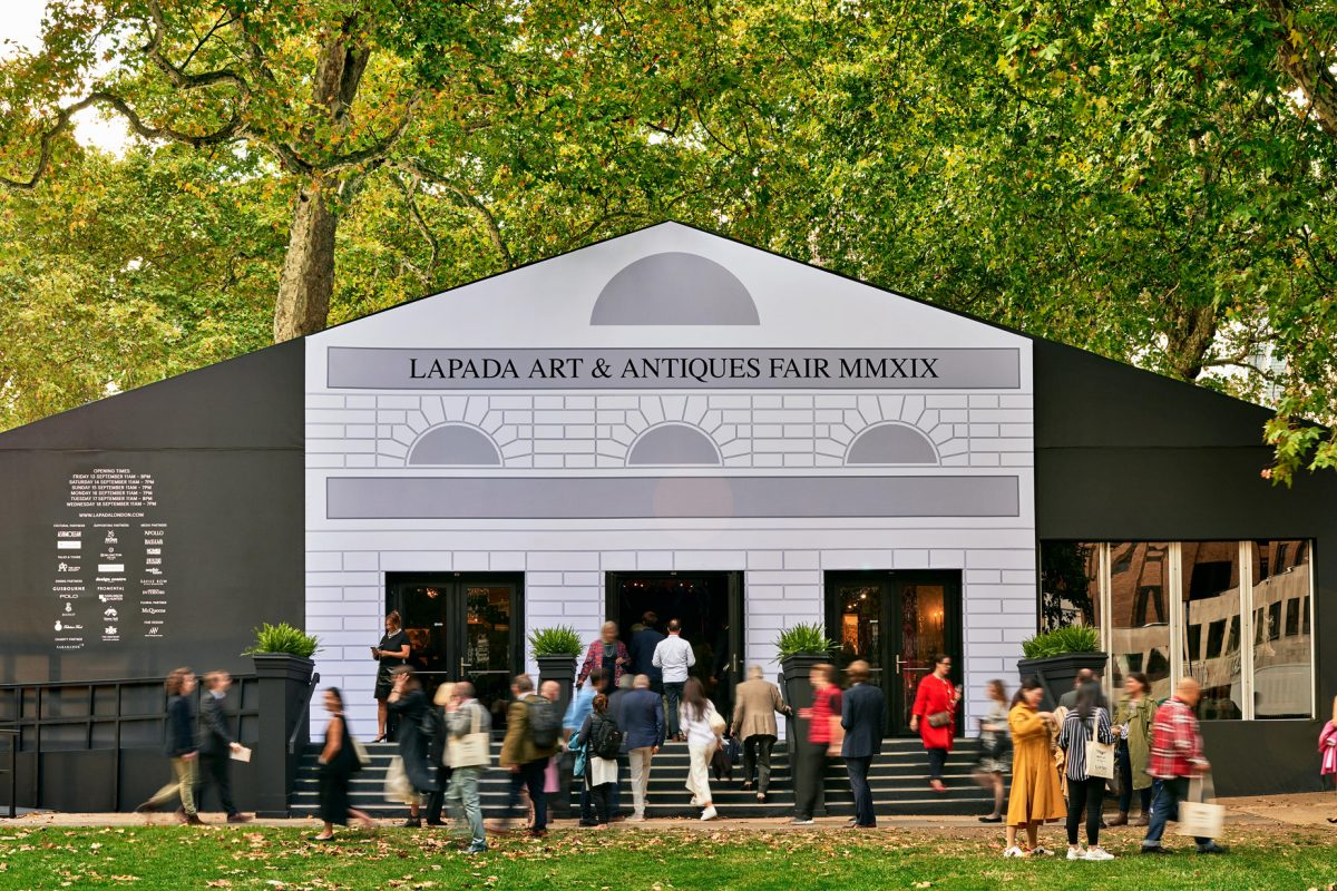 LAPADA Fair 2019 Reports Positive Trends in Arts and Antiques Market