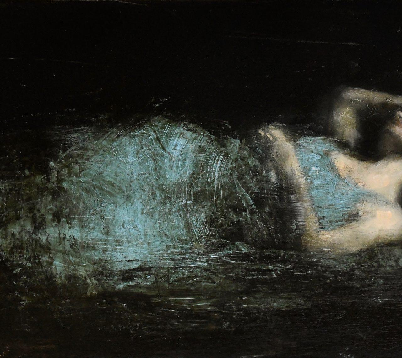 Mark Demsteader's MUSE Show Ignites 'Pre-Raphaelite Renaissance'