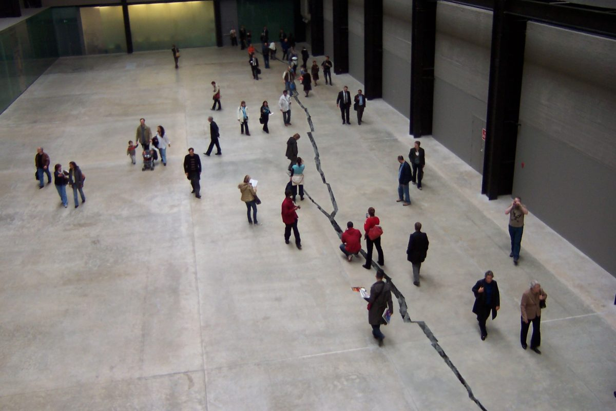 Doris Salcedo Wins The World's Largest Art Prize