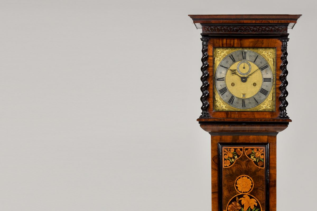 Fine Antique Clocks for Sale in Howard Walwyn Exhibition 'At The Sign of the Dial'
