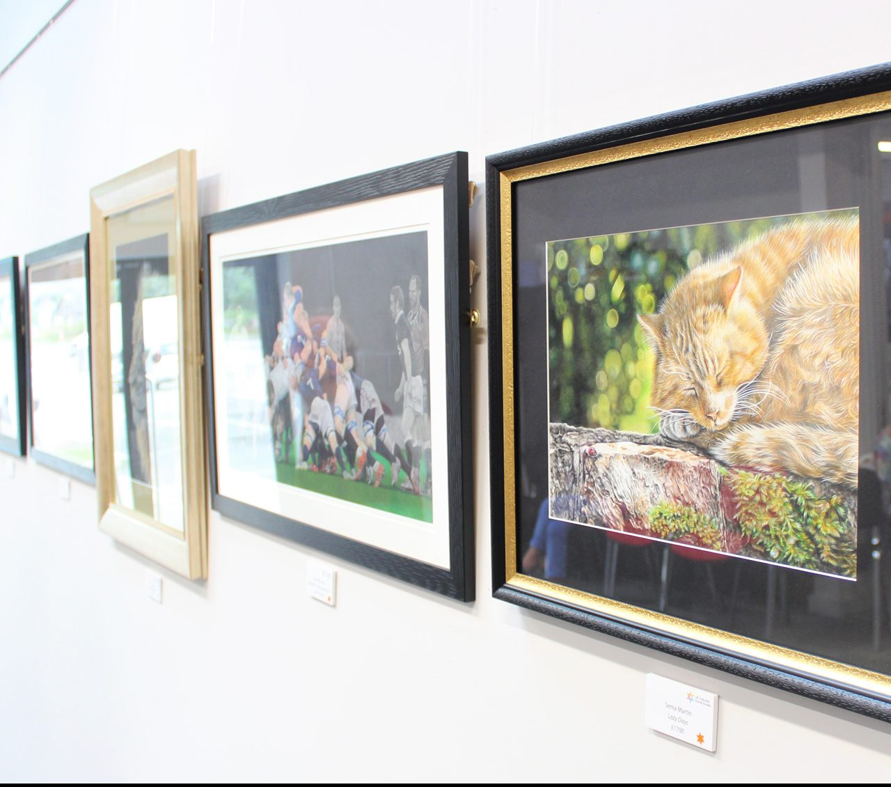 UK Colour Pencil Society Draws Artists to Derwent Pencil Museum