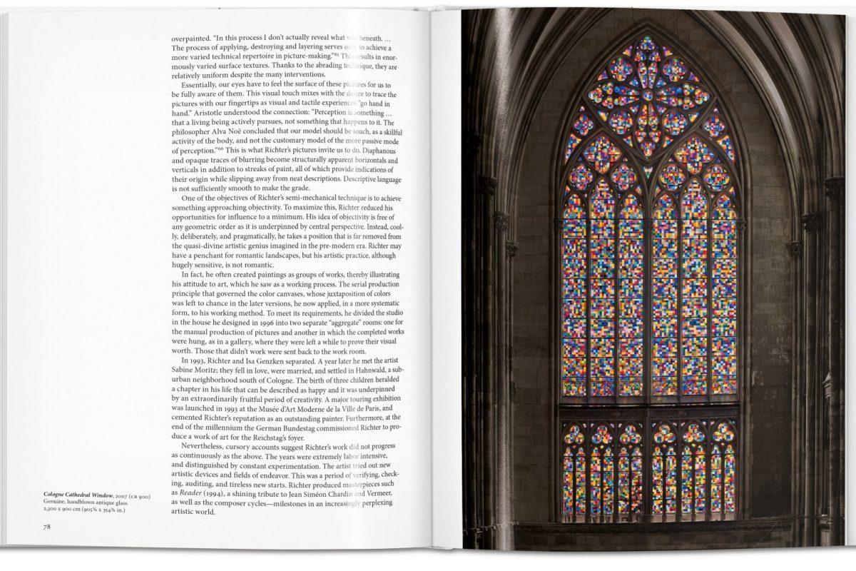 Taschen Celebrates its 200th Basic Art Book With Gerhard Richter