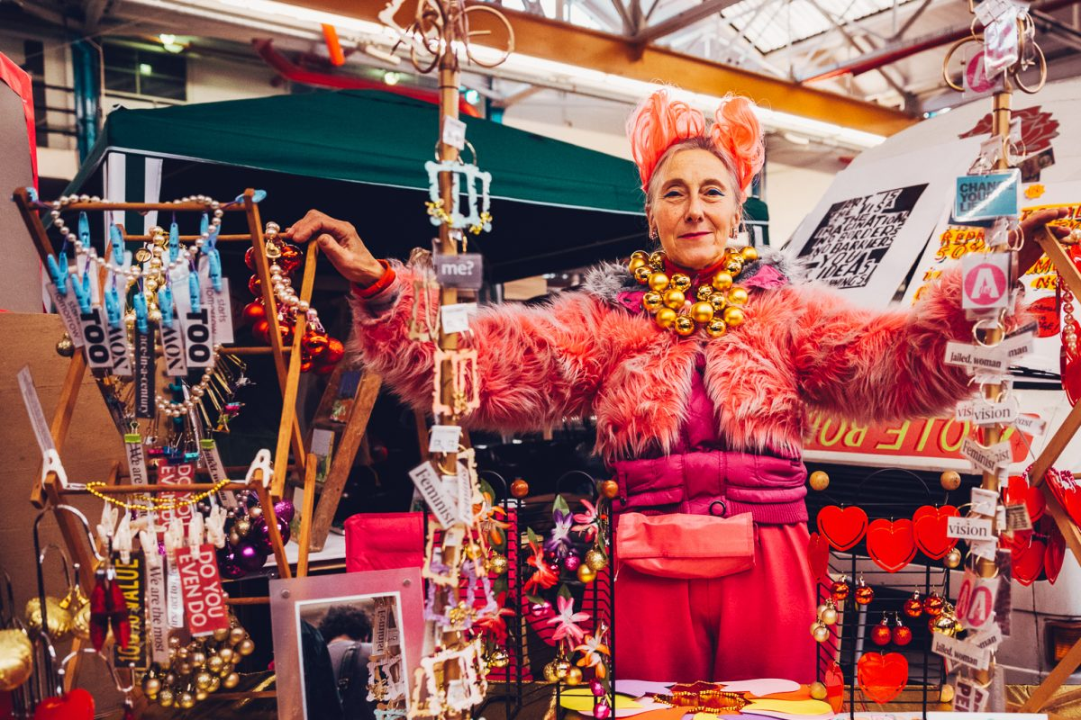 Art Car Boot Fair's 'Ready To Hang' Flash Art Sale Returns to Vauxhall