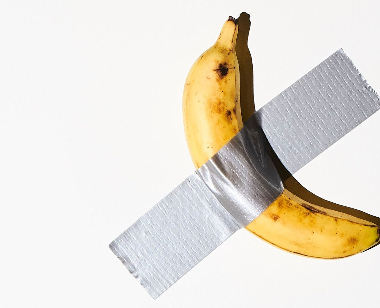 Banana Installation Worth $120,000 Eaten By Performance Artist
