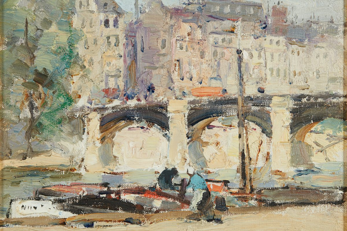 Scottish Colourists Lead Lyon & Turnbull's December 5th Auction