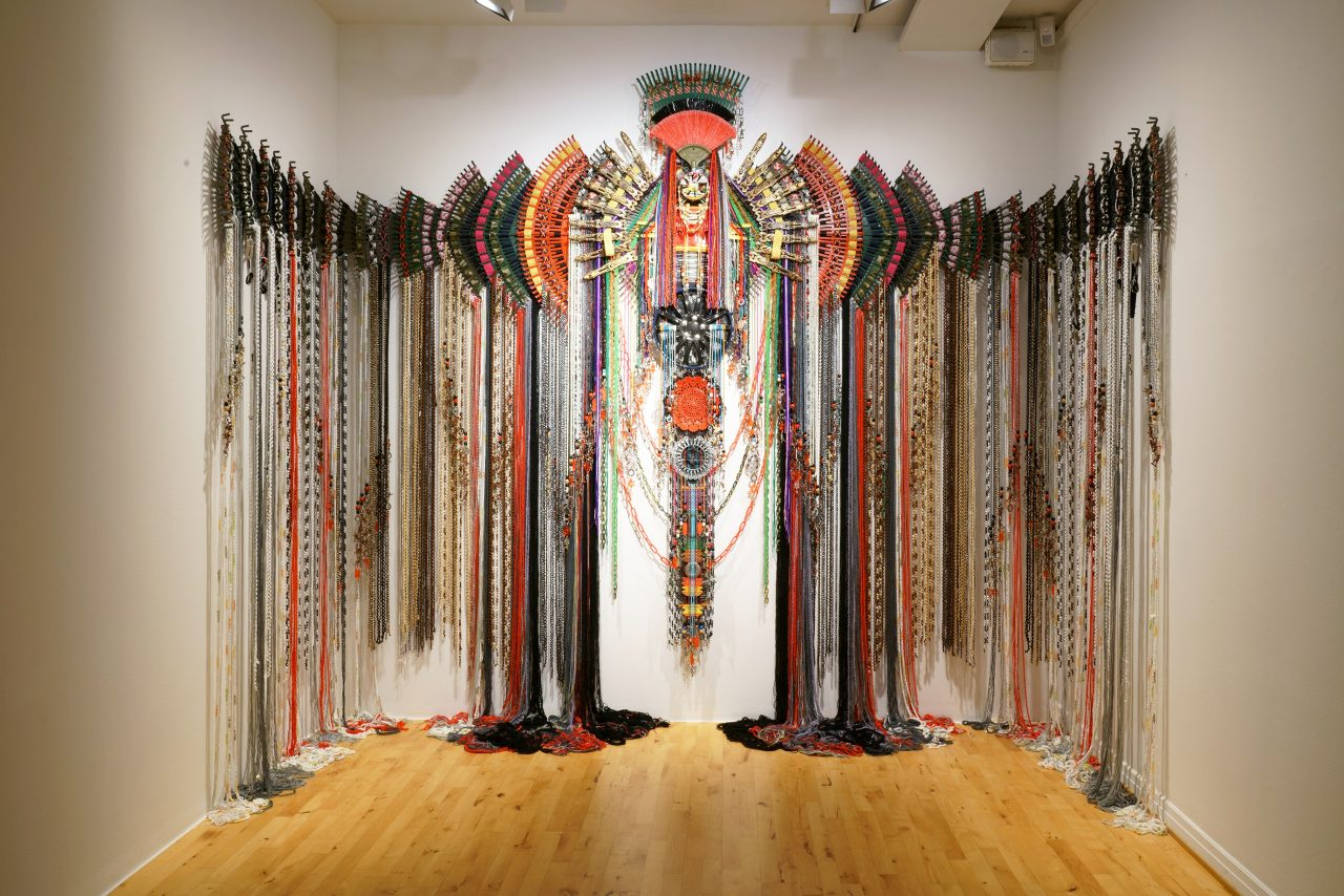 https://www.artsandcollections.com/wp-content/uploads/2020/01/Anne-Samat-Wide-Awake-and-Unafraid-2019-1280x854.jpg