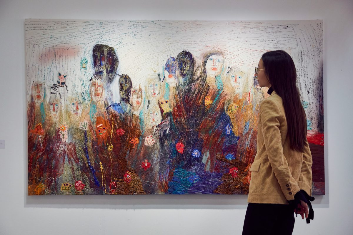 London Art Fair Reports Confident Modern Art Market