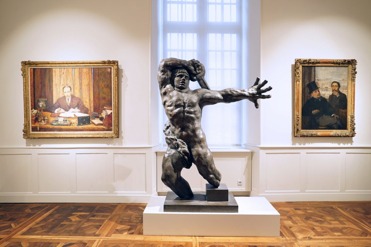 Ingres Bourdelle Museum Re-Opens With Four Exceptional Exhibitions