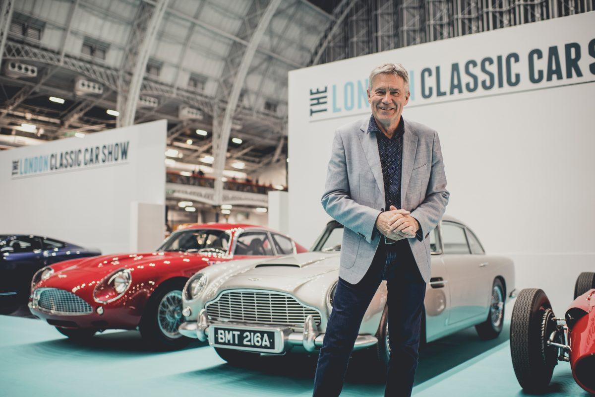London Classic Car Show Honours Bruce McLaren
