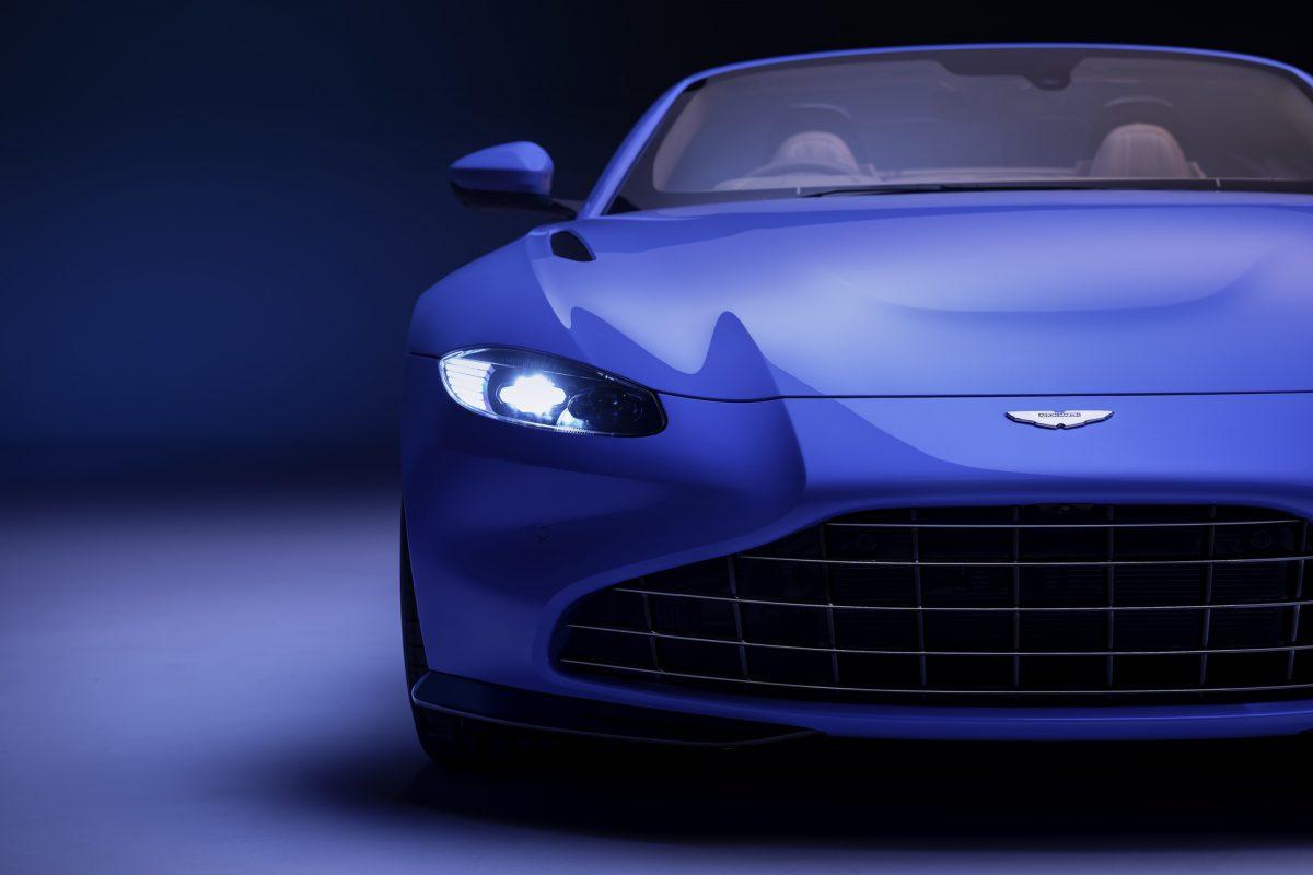 Aston Martin Announces Vantage Roadster